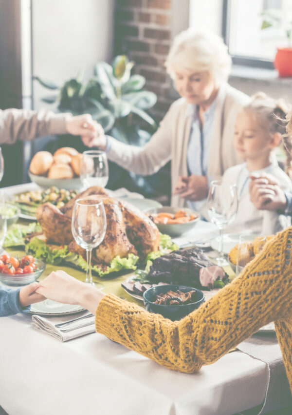 Planning for Thanksgiving with family