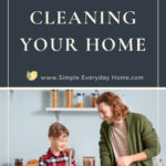 accepting help cleaning your home